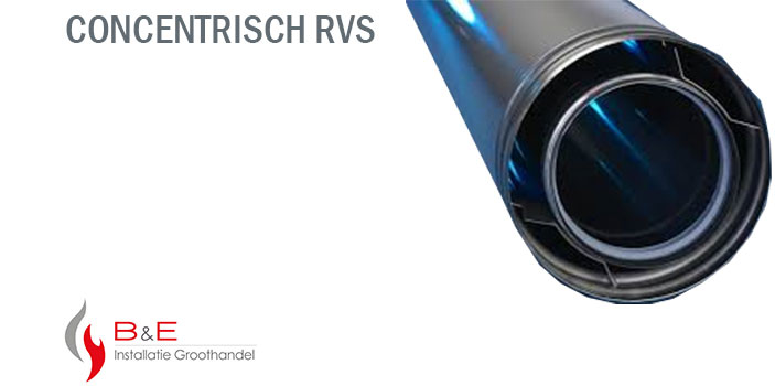Concentrisch RVS