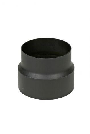 Zwart 2 mm verloop Ø 118 - 126 mm