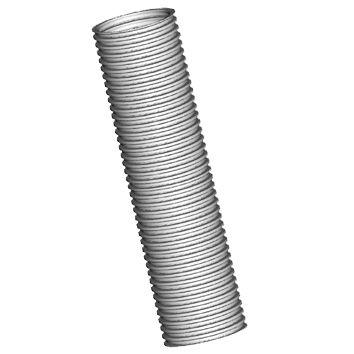 Kunststof Flex Ø 80 mm Rolux pijp L = 12,50 meter