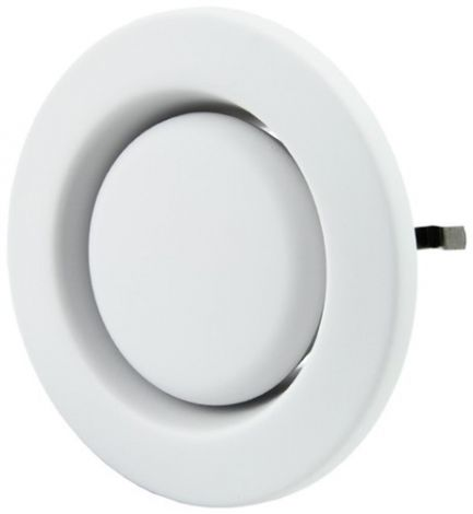 Zehnder STC Ø 100/125 mm Afvoerventiel