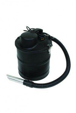 Aszuiger met motor 18 Liter Zwart