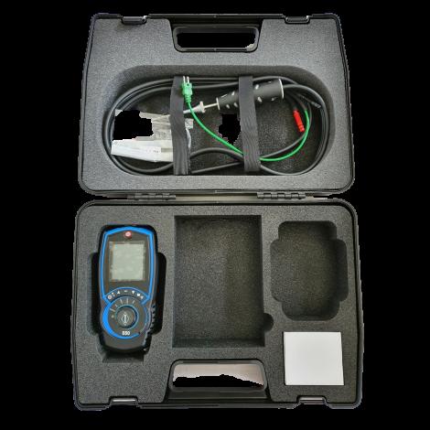 Brigon 550 Rookgasanalyser in koffer