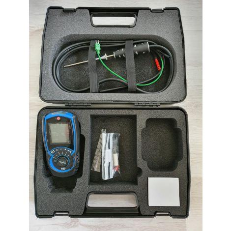 Brigon 650 Rookgasanalyser in koffer