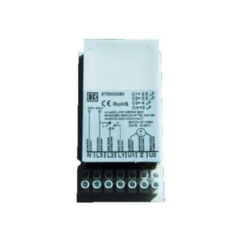 Condensatorblok J.E. StorkAir / Zehnder RPM/KPM/VPM