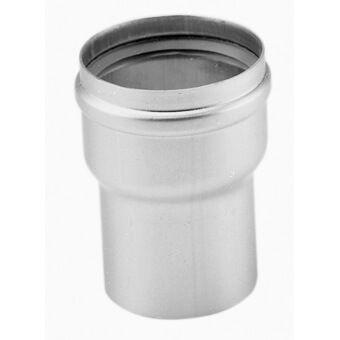 Dikw. Aluminium verloopstuk vergrotend Ø 130 - 150 mm