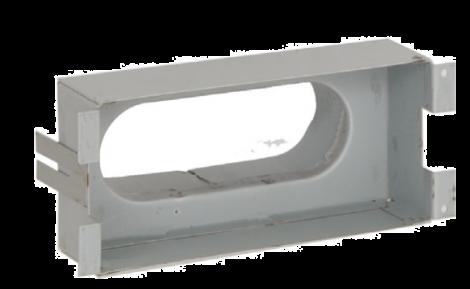 Frame lucht schuifrooster 175 x 75 mm