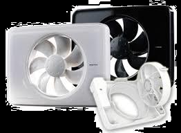 Badkamerventilator Nedco INTELLIVENT 2.0 Wit