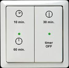 Zehnder Timer RF voor ventilatoren