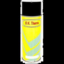 Spuitbus Hittebestendige verf 650°C Zwart 400 ml (Kleurnummer 910)